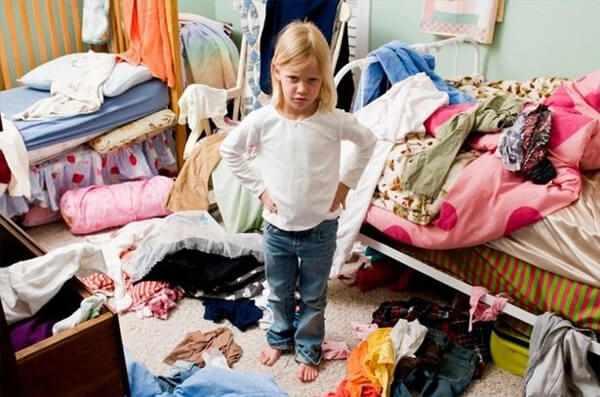 Почему дети не любят одеваться