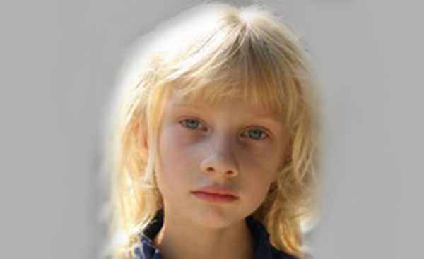 Больная девочка с признаками патологии сердца