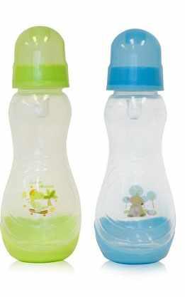 Бутылочка для кормления с талией