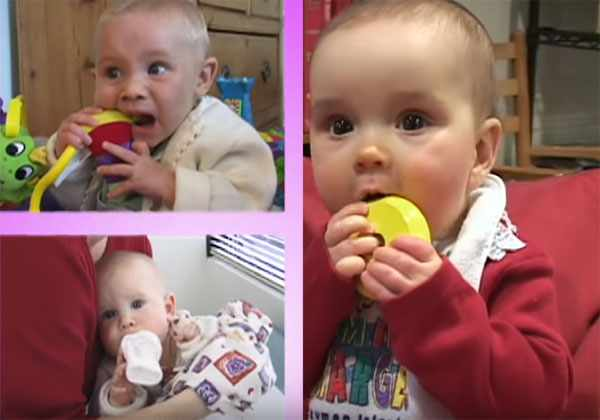 Дети в 6 месяцев
