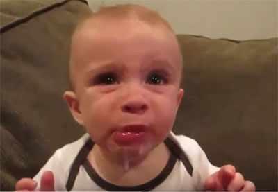 Ребенку не нравится еда