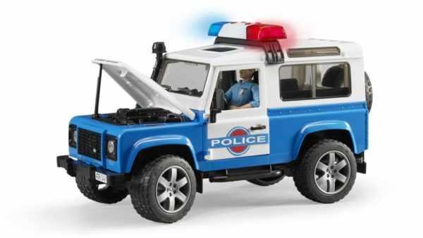 Игрушечный полицейский автомобиль