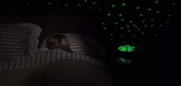 Сон с ночником