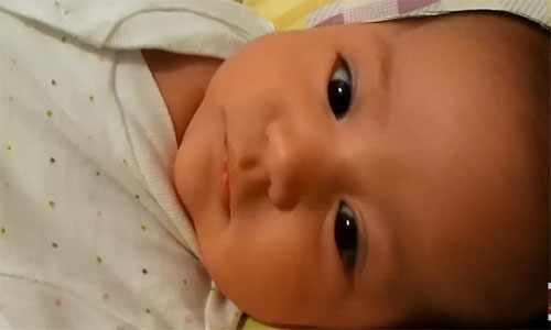 Месячный ребенок. Фото 3