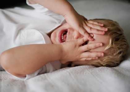 Психосоматическое расстройство у ребенка