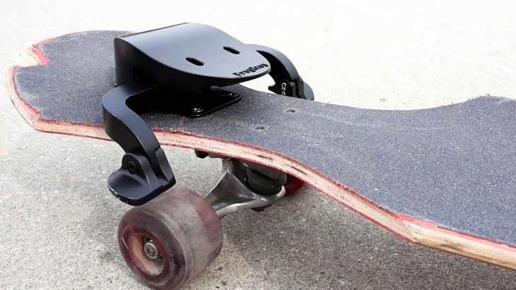 Тормоз на скейтборде