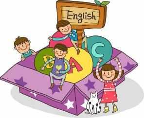 Дети и английский алфавит