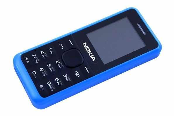Nokia-105 для первоклассника