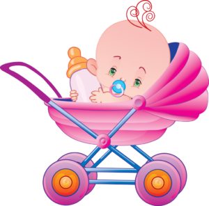 Новорожденный карикатура