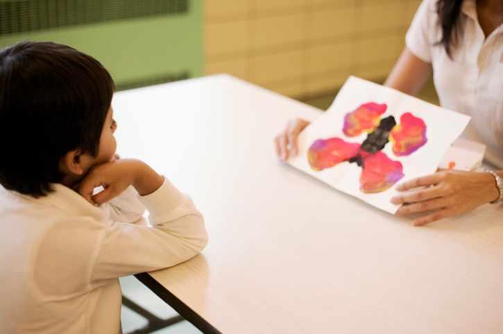 Психологические тесты для детей