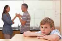 Родители не обращают внимания на ребенка