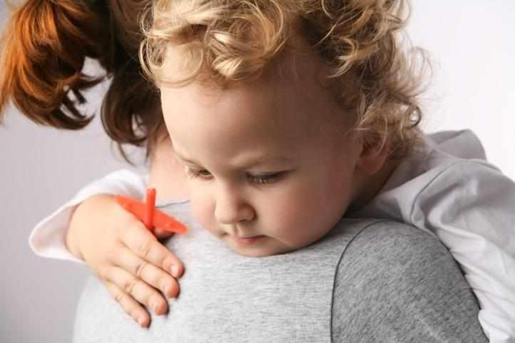 Оказание психологической помощи детям