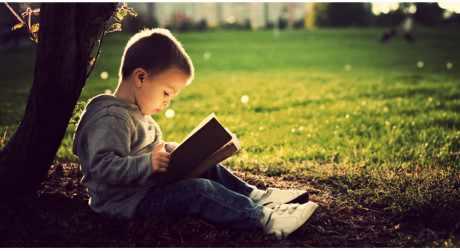 Что дать читать своему ребенку