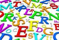 Компьютерная игра падающий английский алфавит