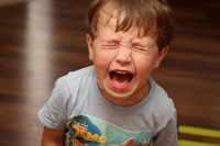 Раздраженный ребенок