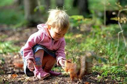 Ознакомление детей с природой в детском саду