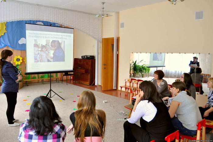 Презентация на педагогическом совете
