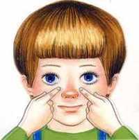 Картинка синяки под глазами