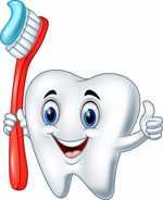 Довольный зуб картинка
