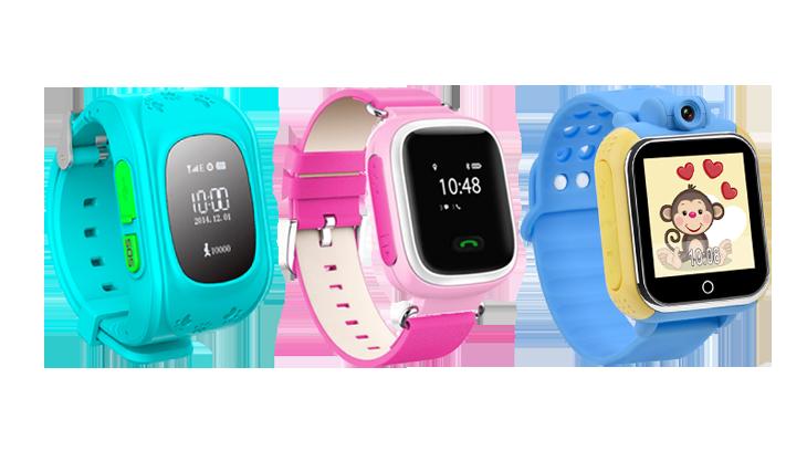 Часы-телефон с GPS для ребенка