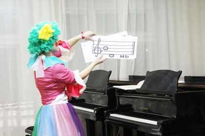 Праздник в музыкальной школе