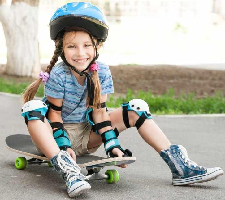 Одежда и обувь для катания на скейтборде