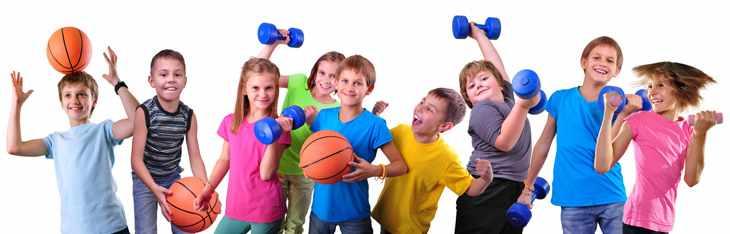 Страхование детей спортсменов
