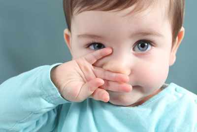 Чем вылечить заложенность носа у ребенка