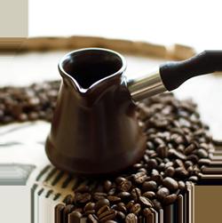 Вкусный сваренный кофе для ребенка