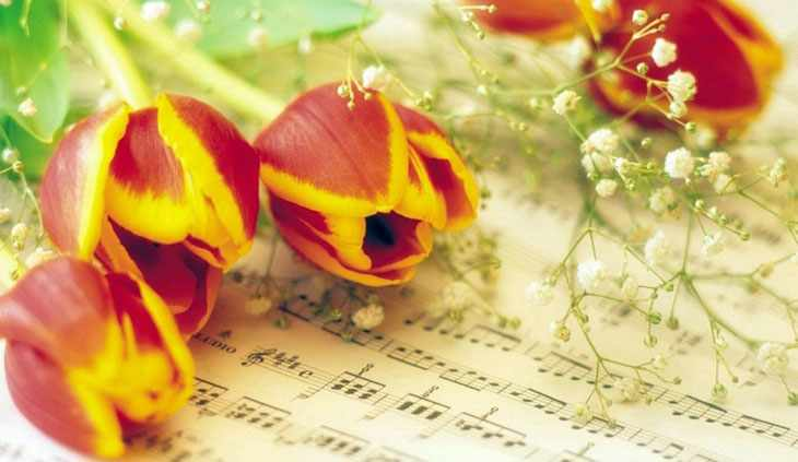 Праздник весны в музыкальной школе