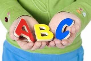 Буквы в английском языке