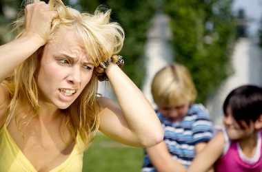 Как родителям контролировать свой гнев