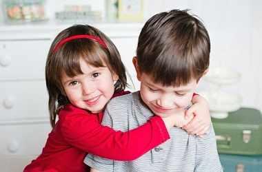 Учим детей прощать и испытывать радость