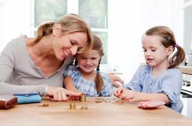 Финансовая грамотность детей до 10-ти лет