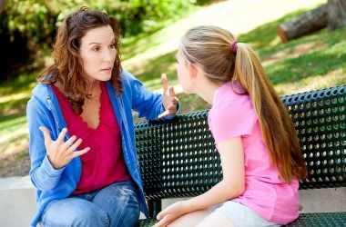 Если ребенок оспаривает ваши решения