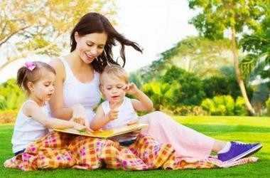 Когда и как читать ребенку книги?