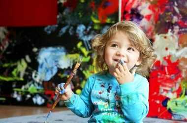 Как развить у детей творческие способности