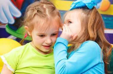 Как воспитывать разговорчивого ребенка