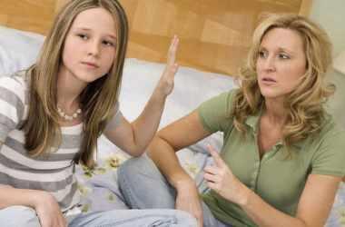 Споры с подростком: хорошо ли это