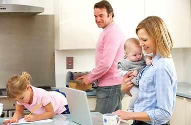 Сохраняем баланс между семьей и работой