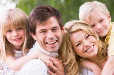 Отношения с родителями влияют на развитие детей