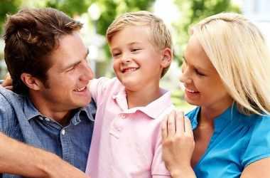 Позитивная коррекция поведения ребенка
