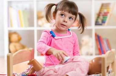 Как ролевые игры влияют на обучение ребенка
