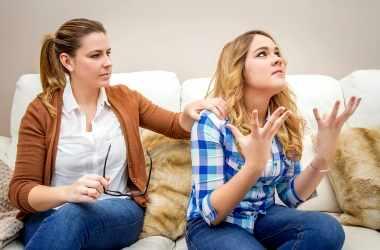Трудное поведение подростка: советы родителям