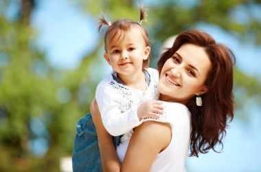 Материнская любовь и развитие мозга ребенка