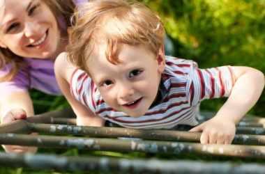 Важность рискованной игры в раннем детстве