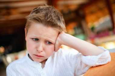 Учим ребенка не расстраиваться из-за своих ошибок
