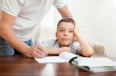 Ребенок не любит писать: что делать?