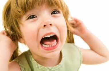 Почему истерики полезны для дошкольника