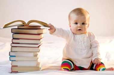 Польза чтения ребенку уже в младенчестве